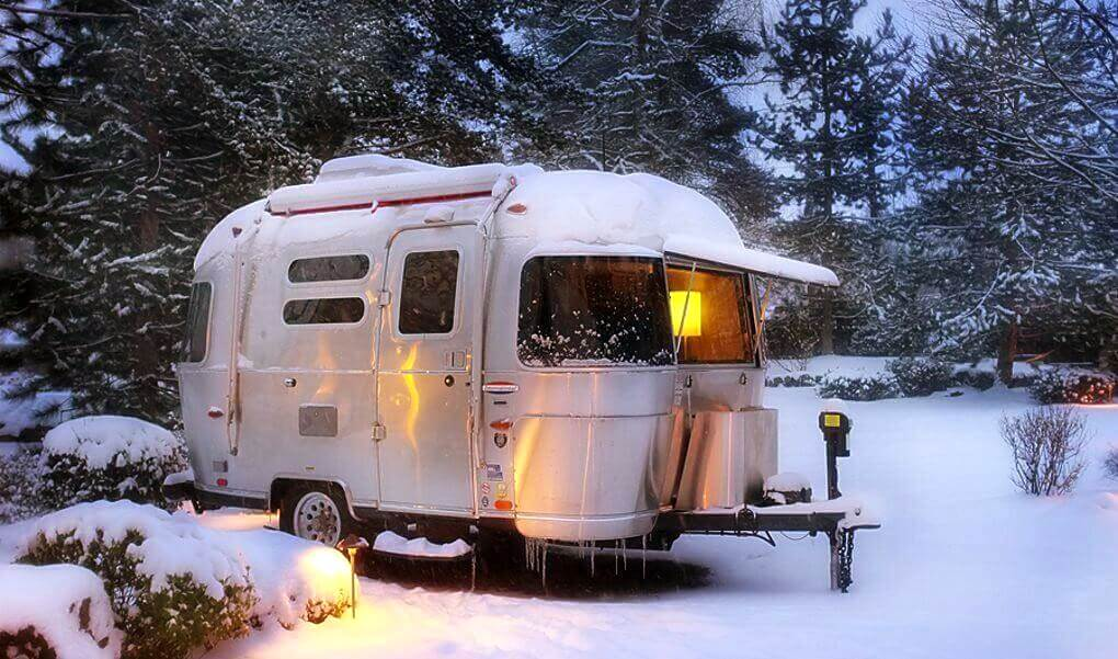 Guide On How To Keep Your RV Warm During Winter