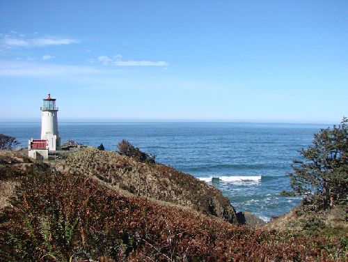 North Head Lighthouse Washington State