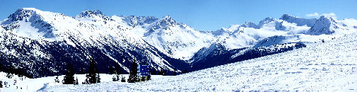Whistler Mountain Photo By Thom Quine