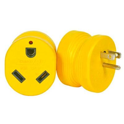 15 Amp Male to 30 Amp Female Adapter