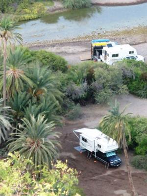 Truck Campers near Loreto