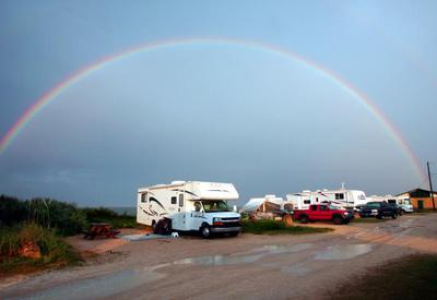 RVing Florida's Gamble Rogers State Recreation Area