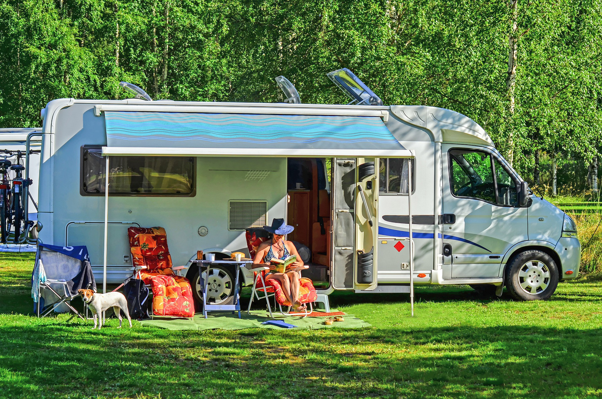 RVing vs Camping Which One Should You Choose?