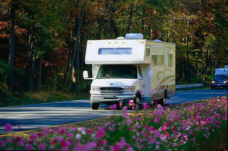 Used RV Inspection Section 2 Engine and Test Drive