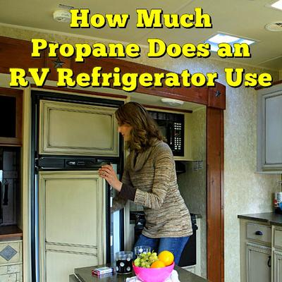 Rvs Tv Kast.How Much Propane Does An Rv Refrigerator Use