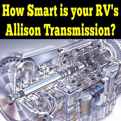 How smart is your RV's Allison transmission?