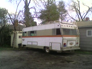 My 72 Dodge Commander Motorhome