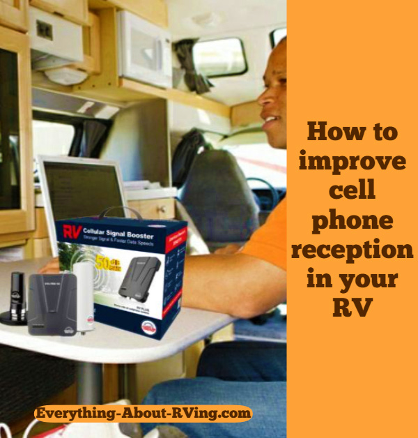 How to improve cellular coverage in your RV