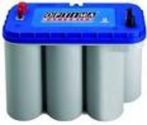 Pictured Optima Deep Cycle RV Battery