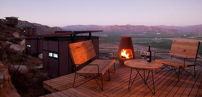 Eco Hotel Endemico View of Valle de Guadalupe