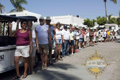 Amigos Rodantes RV Caravan Tour; What a great trip!