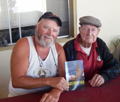 Dan Goy & Book Author Herman Hill