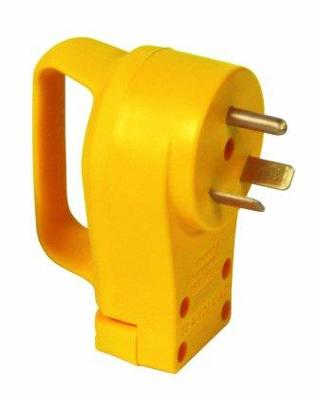 Camco 30-Amp Power Grip Plug