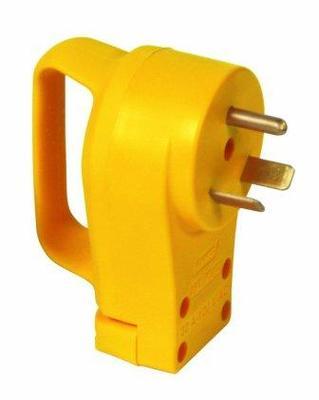 Camco 30-Amp Power Grip Plug
