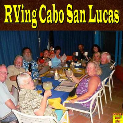 45 Day Tour Group Enjoying Cabo