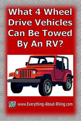 List Of Towable Vehicles 4 Wheels Down Html Autos Post