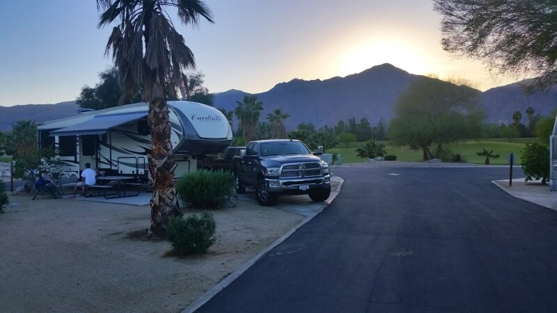 RV Power, A Residential RV Refrigerator, and a Story about Both