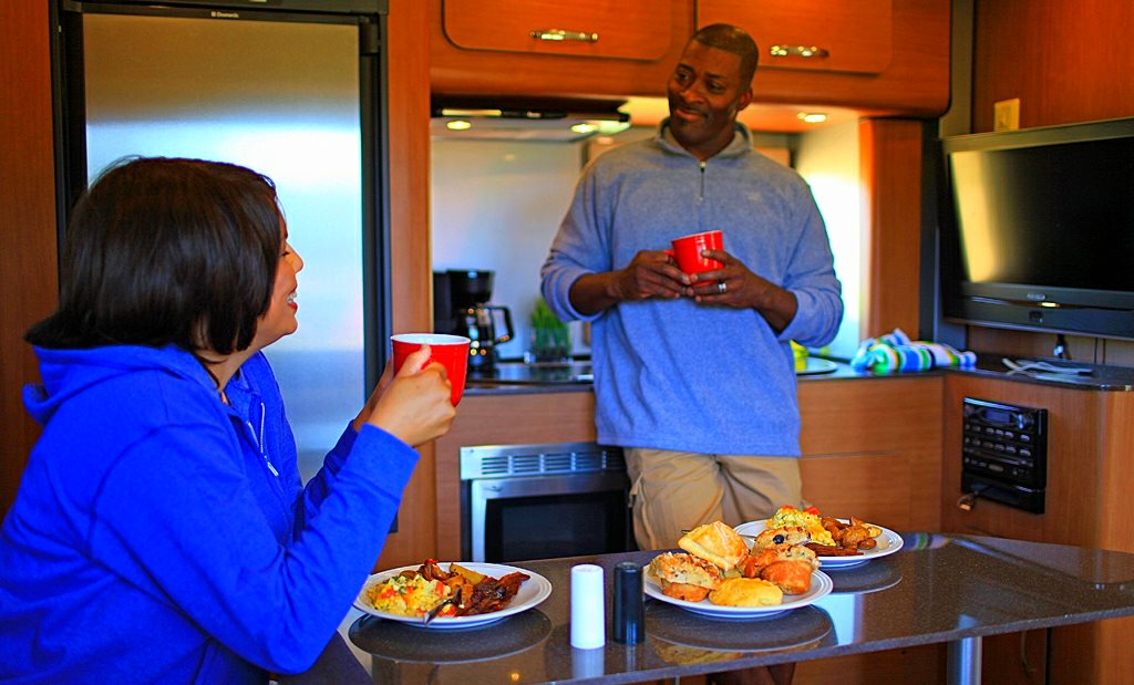 How To Stay Healthy While RVing