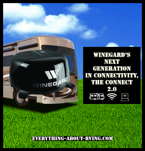 Winegard's ConnecT 2.0 WiFi Extender