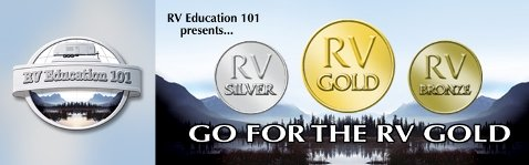 Go For The RV Gold RV Online Training Program from RV Education 101