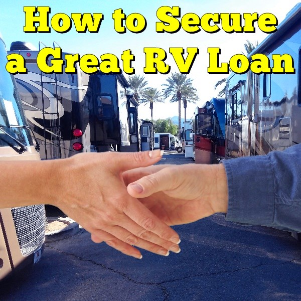 How to Secure a Great RV Loan