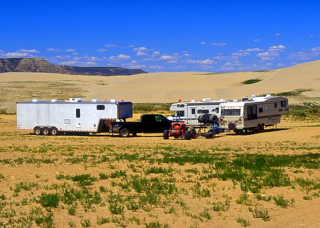 5 Great Sand Dunes for RV Camping