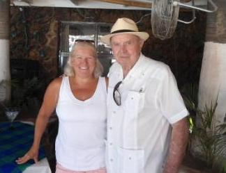 Lisa Goy & Don Johnson