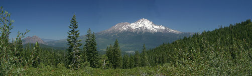 Mount Shasta Camping In The USA