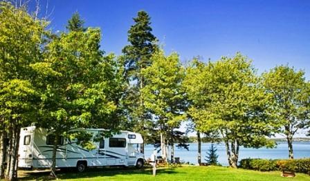 Mt. Desert Narrows Camping Resort