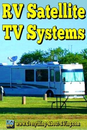 RV Satellite TV Systems - Get the Best System and Service