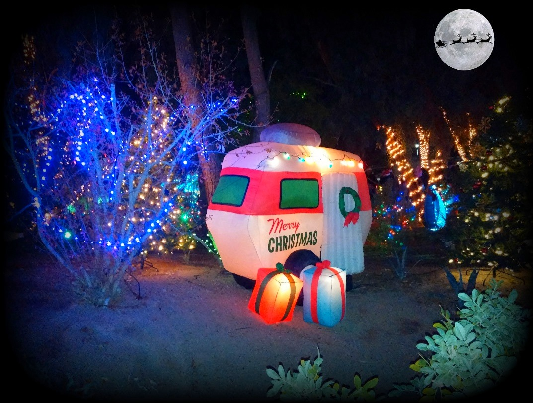 8 Tips for a Safe and Festive Holiday RV Road Trip