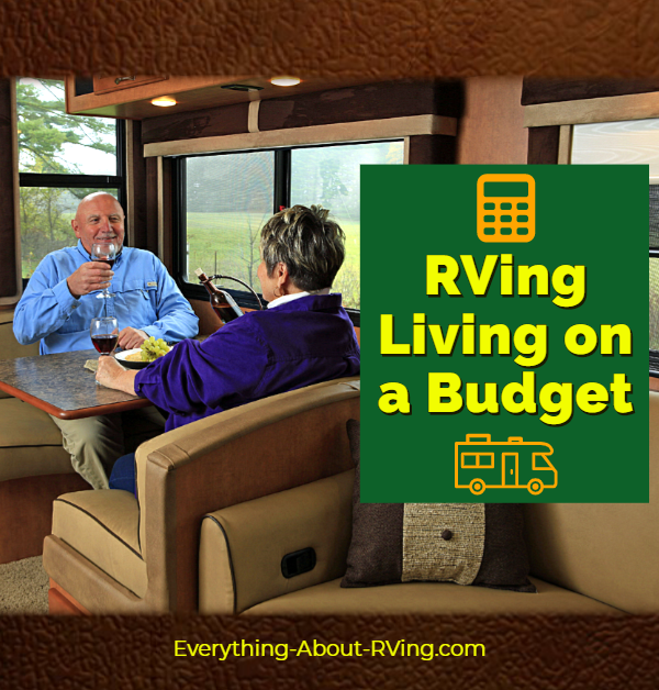 RVing Living on a Budget