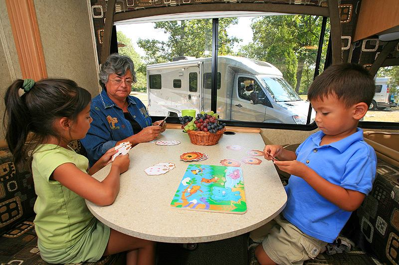 Tips on Planning Ahead When RVing With Children