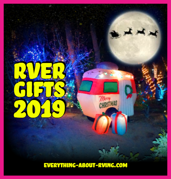 RVer Gifts 2019.