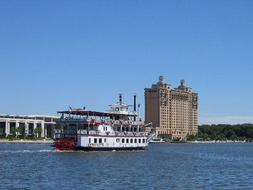 The Georgia Queen On the Savannah River
