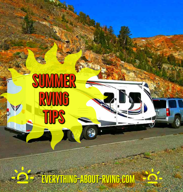 Summer RVing Tips