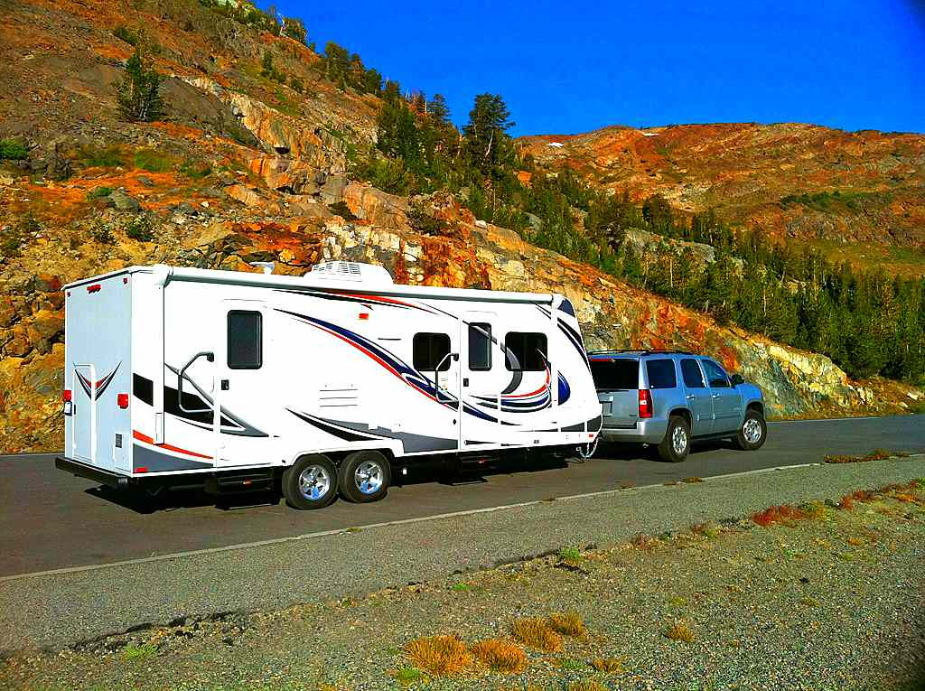 Why You Need a Weight Distribution Hitch