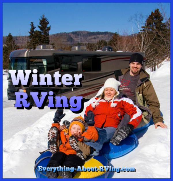 Winter RVing