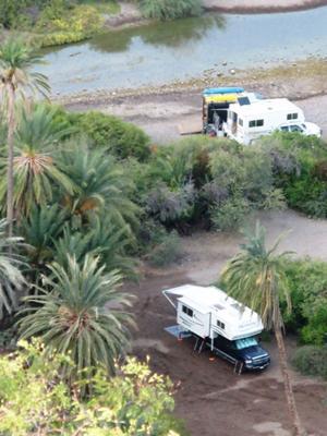 Truck Campers near Loreto