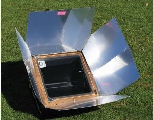 The Global Sun Oven