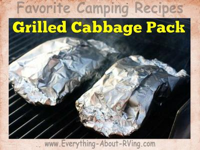 Grilled Cabbage Pack