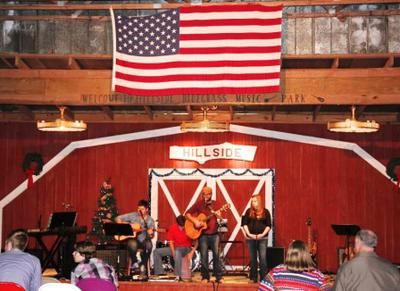 Bluegrass Concerts at Hillside Family RV Park