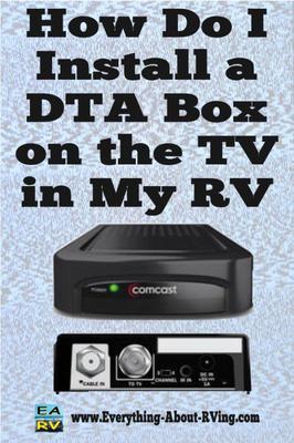 <!--INFOLINKS_OFF-->Pictured Above Comcast DTA (Digital Transport Adapter) Box.<!--INFOLINKS_ON-->