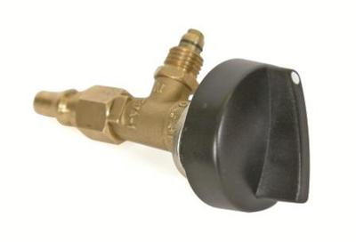 Camco LP Gas Control Valve with Quick Connect fitting