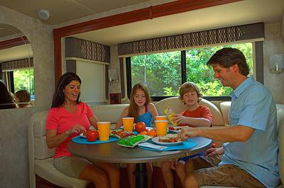 I Love RVing Because it Creates Strong Family Ties