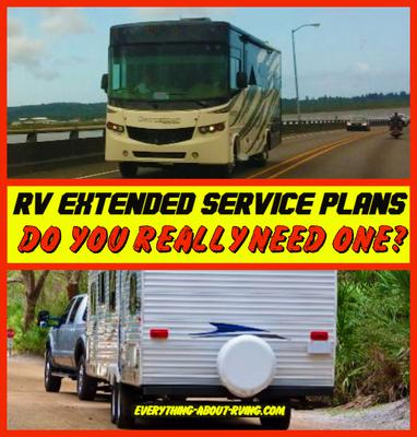 RV Extended Service Plans Do you Really Need One?