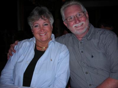 Jill and Steve, RV newbees
