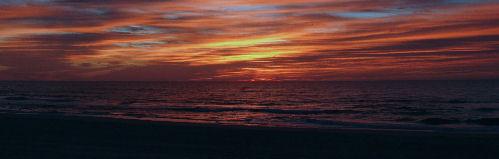 Sunrise At Wrightsville Beach North Carolina Photo By Ken Thomas