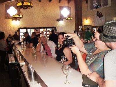 LA Cetto Wine Tasting Room