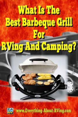 What Is The Best Barbeque Grill For RVing And Camping?